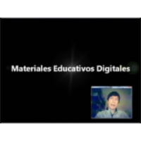Materiales educativos digitales icon
