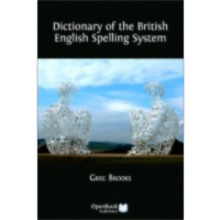 Dictionary of the British English Spelling System icon