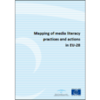 Mapping of media literacy practices and actions in EU-28: EAO report icon