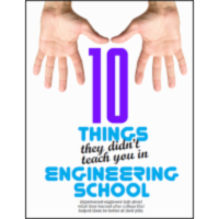 10 Things They Didn't Teach You in Engineering School icon