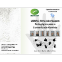 LIBRAS: Uma Abordagem Pedagógica para a Comunidade Ouvinte. (LIBRAS: A Pedagogical Approach for the Hearing Community. (PDF Download Available) icon