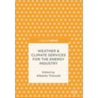 Weather & Climate Services for the Energy Industry | SpringerLink icon