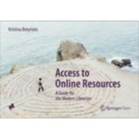 Access to Online Resources | SpringerLink icon