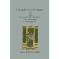 The Living Stream: Yeats Annual No. 18 icon