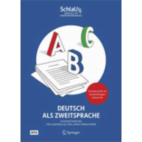 Deutsch als Zweitsprache | SpringerLink icon