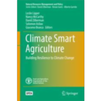 Climate Smart Agriculture  | SpringerLink icon