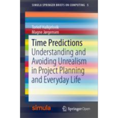 Time Predictions | SpringerLink icon
