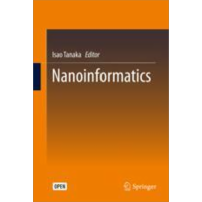 Nanoinformatics | SpringerLink icon