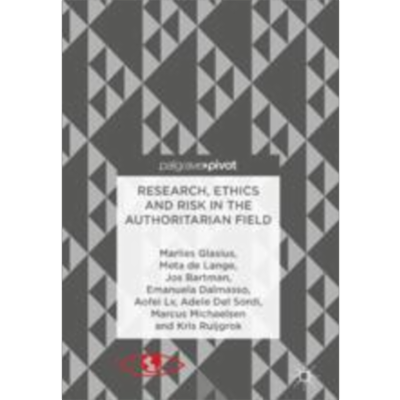 Research, Ethics and Risk in the Authoritarian Field | SpringerLink icon