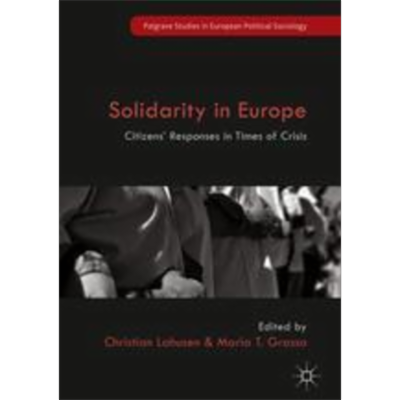 Solidarity in Europe | SpringerLink icon