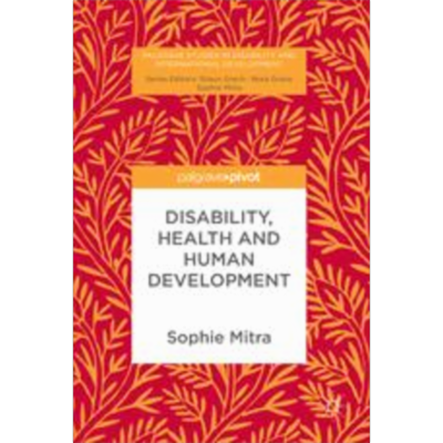 Disability, Health and Human Development | SpringerLink icon