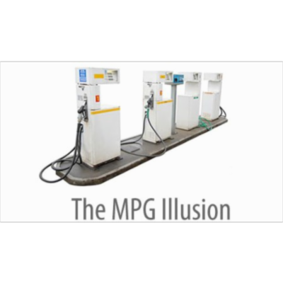 The MPG Illusion Website icon