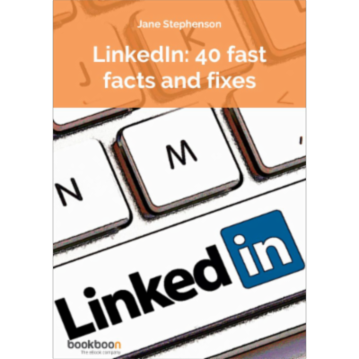 LinkedIn: 40 fast facts and fixes icon