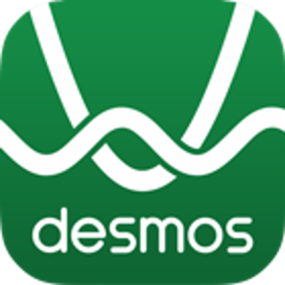 Desmos | Beautiful, Free Math icon