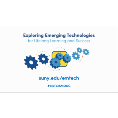 Exploring Emerging Technologies for Lifelong Learning & Success (Coursera) icon