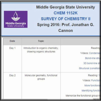 Survey of Chemistry II Wikitext