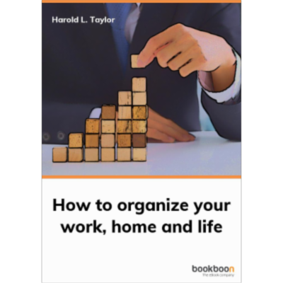 How to organize your work, home and life icon