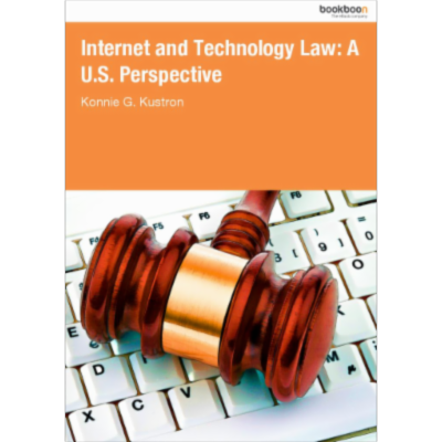 Internet and Technology Law: A U.S. Perspective icon
