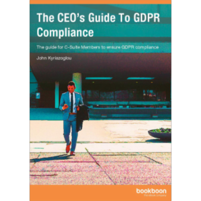 The CEO's Guide To GDPR Compliance icon