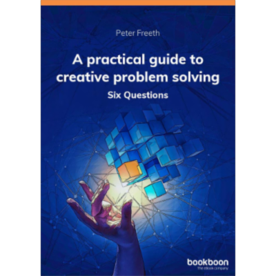 A practical guide to creative problem solving: Six Questions icon