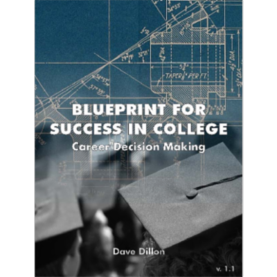 Blueprint for Success in College: Career Decision Making icon