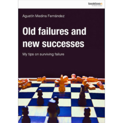Old failures and new successes My tips on surviving failure