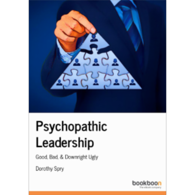 Psychopathic Leadership: Good, Bad, & Downright Ugly icon