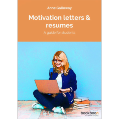 Motivation letters & resumes: A guide for students icon