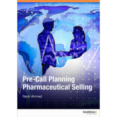 Pre-Call Planning Pharmaceutical Selling icon