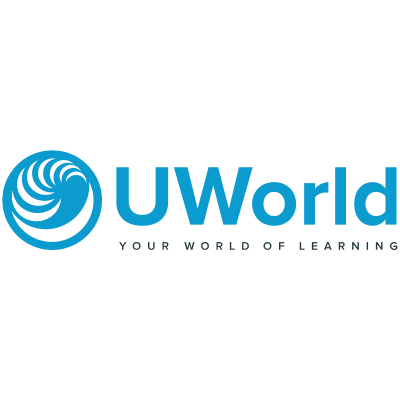UWorld - #1 Test Prep for USMLE, ABIM, ABFM, NCLEX, SAT, ACT & MCAT icon