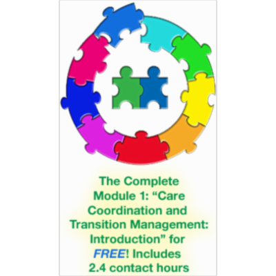 Care Coordination and Transition Management (CCTM)