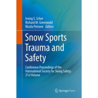Snow Sports Trauma and Safety | SpringerLink