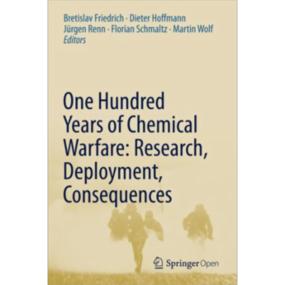 One Hundred Years of Chemical Warfare: Research, Deployment, Consequences | SpringerLink icon