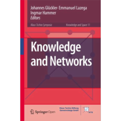 Knowledge and Networks | SpringerLink icon