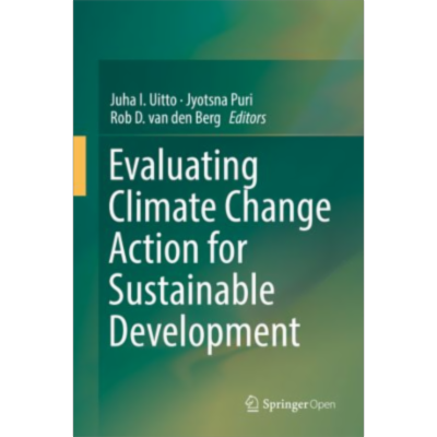 Evaluating Climate Change Action for Sustainable Development | SpringerLink icon