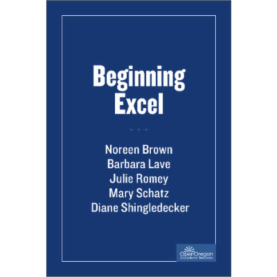 Beginning Excel icon