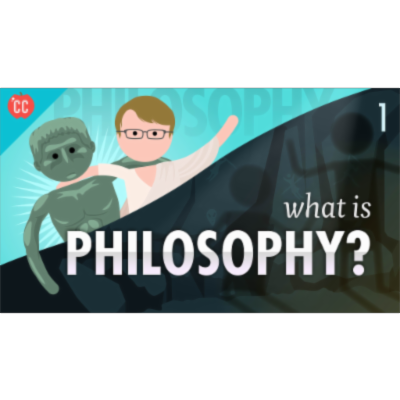 What is Philosophy?: Crash Course Philosophy #1 icon