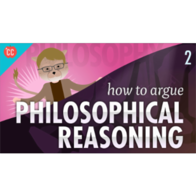 How to Argue - Philosophical Reasoning: Crash Course Philosophy #2 icon