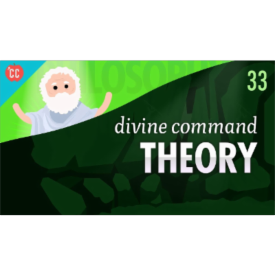 Divine Command Theory: Crash Course Philosophy #33 icon