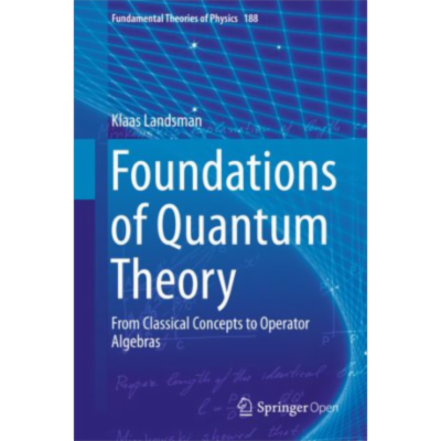 Foundations of Quantum Theory | SpringerLink icon