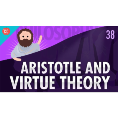 Aristotle & Virtue Theory: Crash Course Philosophy #38 icon