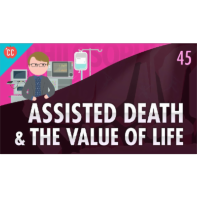 Assisted Death & The Value of Life: Crash Course Philosophy #45 icon