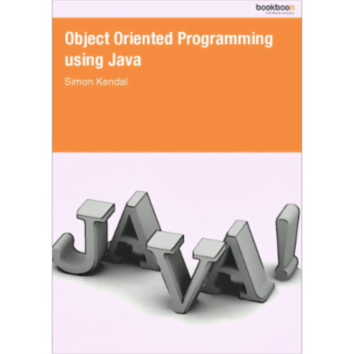 Object Oriented Programming using Java icon