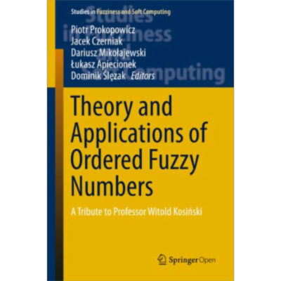 Theory and Applications of Ordered Fuzzy Numbers | SpringerLink icon
