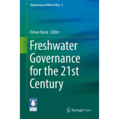 Freshwater Governance for the 21st Century | SpringerLink