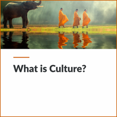 Digital Lesson - What is Culture? | Blending Education icon