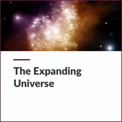 Digital Lesson - The Expanding Universe | Blending Education icon