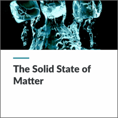 Digital Lesson - The Solid State of Matter | Blending Education icon