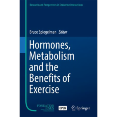 Hormones, Metabolism and the Benefits of Exercise | SpringerLink icon