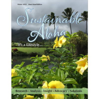 Sustainable Aloha Winter 2018 icon
